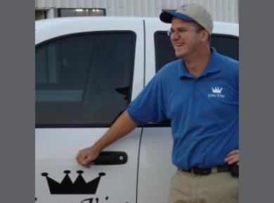 Kris Owner Grass King Keller Texas